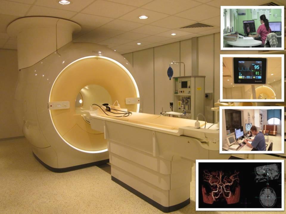 Кабинет магнитно резонансной томографии